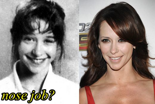 Jennifer Love Hewitt Plastic Surgery Nose Job