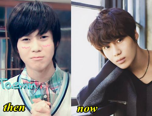 Lee Taemin Shinee Plastic Surgery Before and After