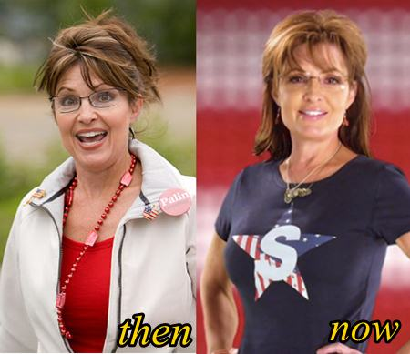 Sarah Palin Responds to Boob-Gate PEOPLEcom