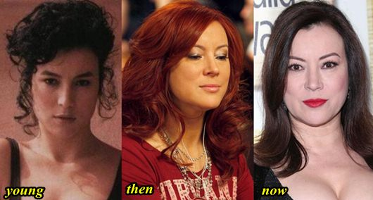 Jennifer Tilly Plastic Surgery Before and After