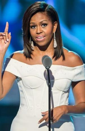Michelle Obama Plastic Surgery Fact or Rumor