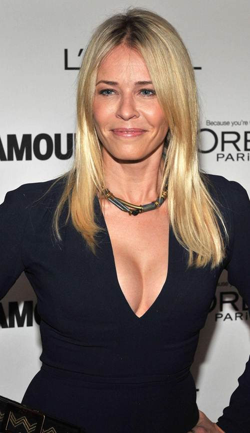 Chelsea handler Breast Implants