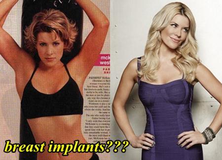 McKenzie Westmore  Breast Implants Rumor