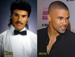 Shemar Moore Plastic Surgery Before and After