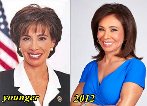 Jeanine Pirro Plastic Surgery Before and After