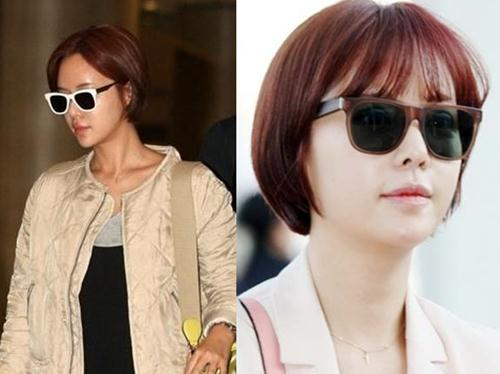 hwang jung eum plastic surgery Double Eyelid