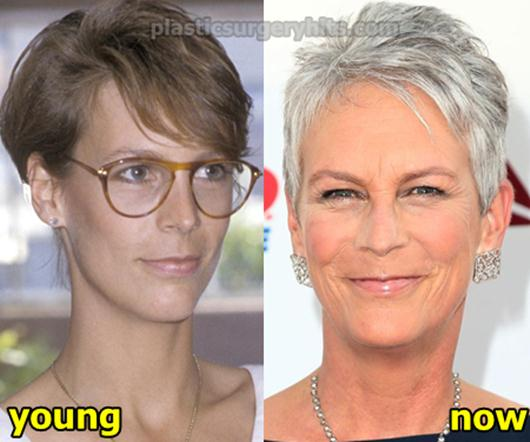 Jamie Lee Curtis Before and After