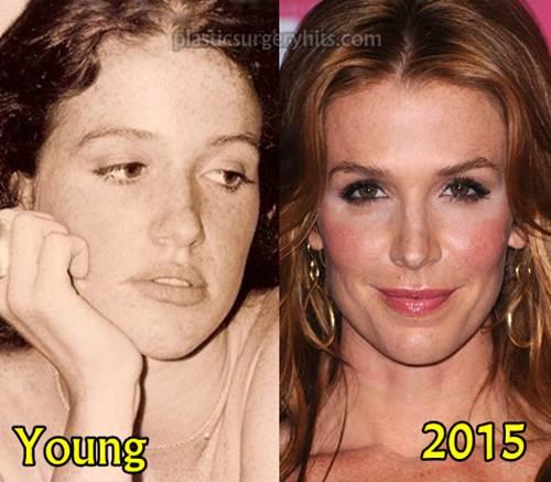 Poppy Montgomery Plastic Surgery Fact or Rumor