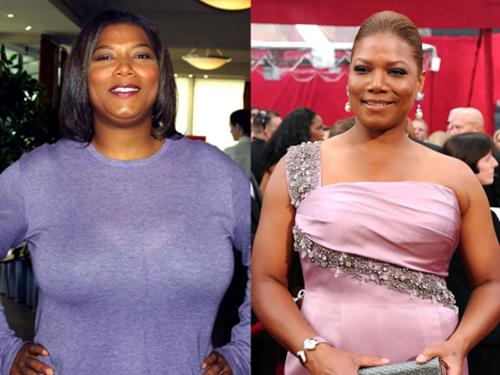 Queen Latifah Breast Reduction