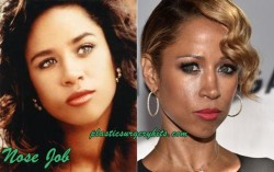Stacey Dash Nose job